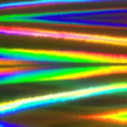 画像1: ホログラムフィルム K209 600mm幅(メーター売り)