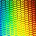 ホログラムフィルム KP92 600mm幅(メーター売り)