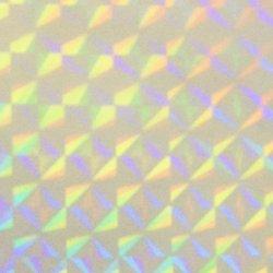 画像1: ホログラムラミネートフィルム (K17) 760mm x 20m巻