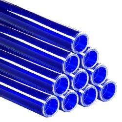 画像1: レインボースリーブ FL20W用 青 10本セット