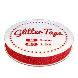 画像2: グリッターテープ GP14 フランボワーズ 9mm×1.2m