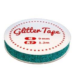 画像2: グリッターテープ GP24 ターコイズ 9mm×1.2m